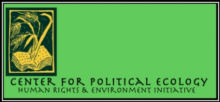 Center for Political Ecology - Marshall Islands campaign